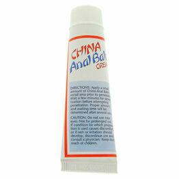 Nasstoys China Anal Balm Cream