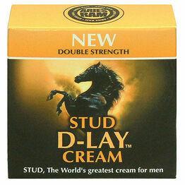 Aries Ram Stud D-Lay Cream