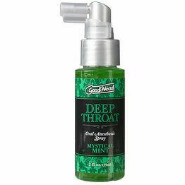 Doc Johnson Good Head Deep Throat Spray - Mystical Mint