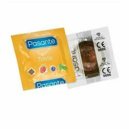 Pasante Chocolate Temptation Flavoured Condoms