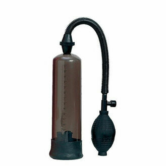 Seven Creations Penis Enlarger Pump - Black