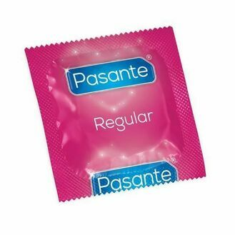 Pasante Regular Condoms (288 Pack)