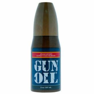 Gun Oil Silicone Lubricant (237ml)