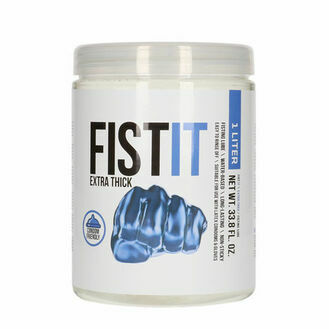 PharmQuests Fist It Extra Thick Lubricant (1 litre)