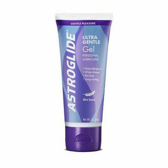 Astroglide Sensitive Skin Gel Lubricant (85ml)