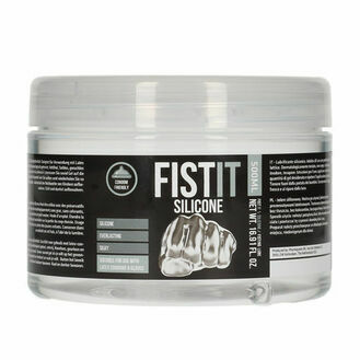 PharmQuests Fist It Silicone Lubricant (500ml)