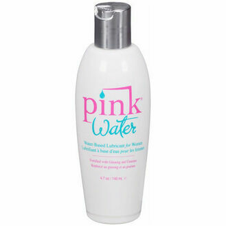 Pink Water Based Lubricant For Women (140ml)