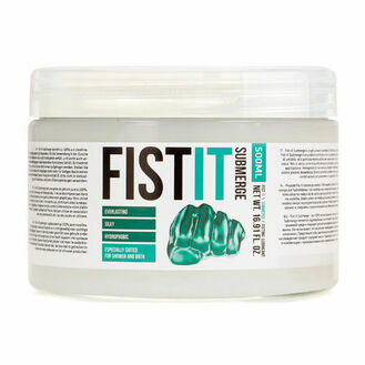 Shots Fist It Submerge Petroleum Jelly (500ml)