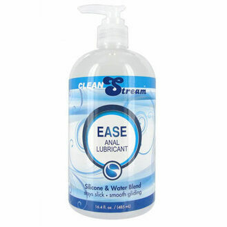 Clean Stream Ease Hybrid Anal Lubricant (485ml)