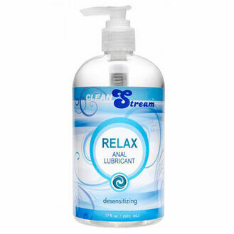 Clean Stream Relax Desensitizing Anal Lube (503ml)
