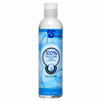 Clean Stream 100% Silicone Anal Lubricant (251ml)