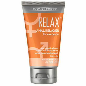 Doc Johnson Relax Anal Relaxer For Everyone
