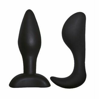 Nasstoys Dominant Submissive Silicone Butt Plugs