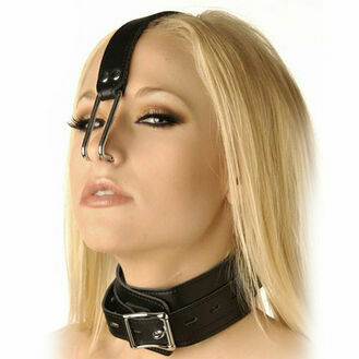 Kink Industries Collar With Nose Hooks