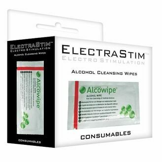 Electrastim Sterile Cleansing Wipes 10 pack
