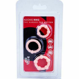 Loving Joy Pocket Pleasers Adonis Rings