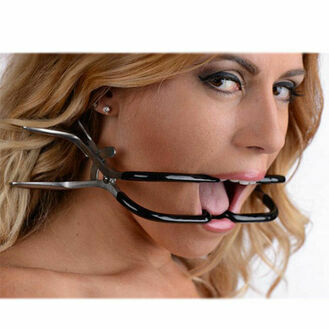 Master Series Rubber Coated Stainless Steel Jennings Gag