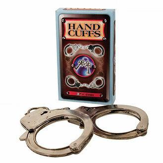 Nasstoys Starter Metal Handcuffs