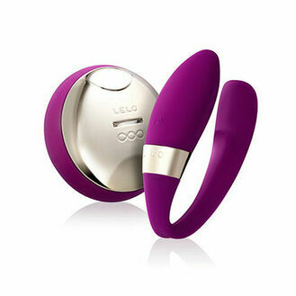 LELO Tiani 2 Design Edition Deep Rose Couples Vibrator 3.3 Inch