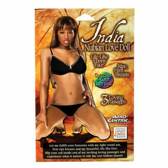 Cal Exotics India Nubian Love Doll