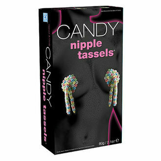 Spencer & Fleetwood Candy Nipple Tassels