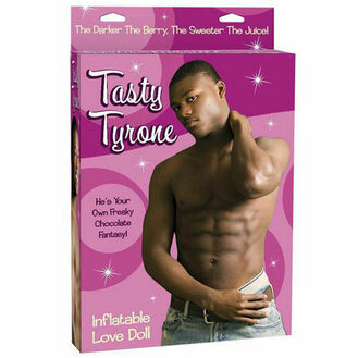 Pipedream Tasty Tyrone Love Doll