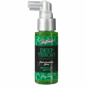 Doc Johnson Good Head Deep Throat Spray - Mystical Mint