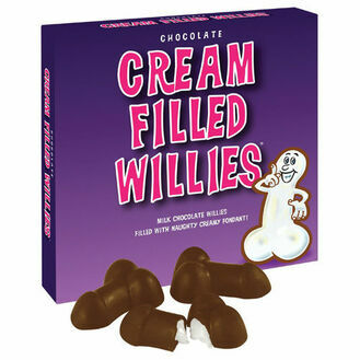 Spencer & Fleetwood Cream Filled Willies