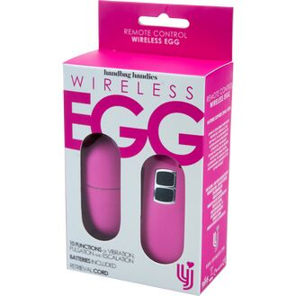 Loving Joy Remote Control Wireless Egg