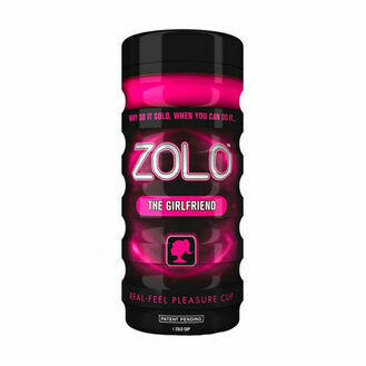 Zolo The Girlfriend Masturbator Cup