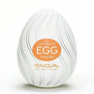 TENGA Twister Egg Male Masturbator
