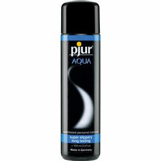 Pjur Aqua Water-Based Lubricant (100ml)