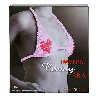 Spencer & Fleetwood Lover's Candy Bra