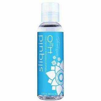 Sliquid Naturals H20 Water Based Lubricant (59ml)