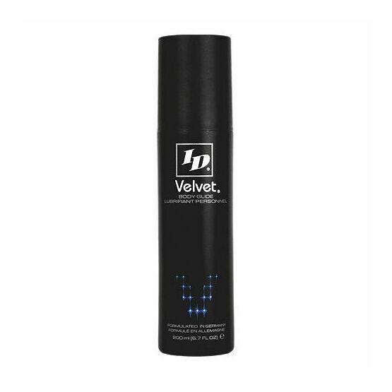 ID Velvet Silicone Based Lubricant