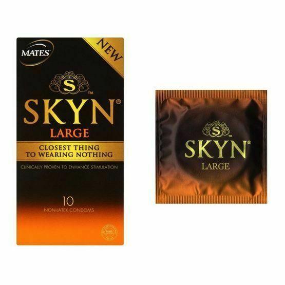 Mates Skyn Large Non Latex/ Latex Free Condoms